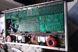 Neve racked strip internal